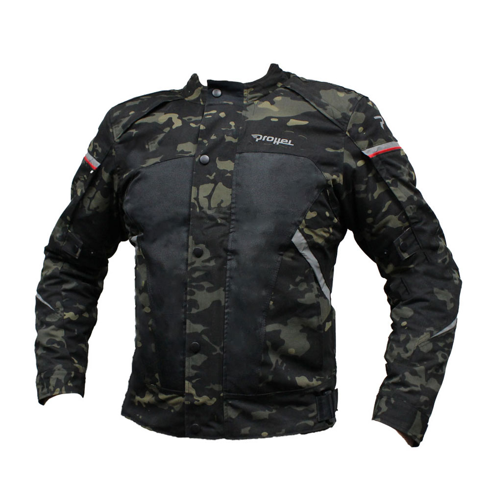 Sweater PROHEL ARMY Camouflage, Green