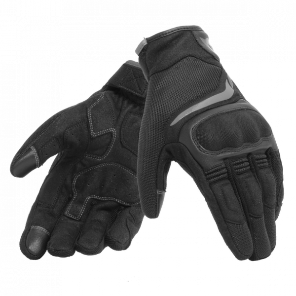 AIR MASTER GLOVES, E ZEZË / E ZEZË